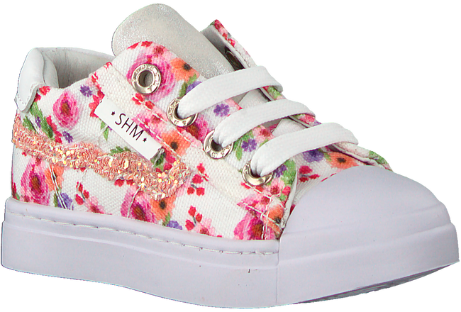 White SHOESME Low sneakers SH20S037  - large