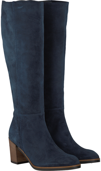Blue OMODA High boots ESISKA - large