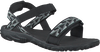 Black TEVA Sandals NOVA - small