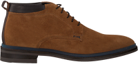 Cognac MAZZELTOV Lace-up boots MBURGO600.10OMO1  - medium