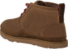 Brown UGG Classic ankle boots NEUMEL WATERPROOF  - small