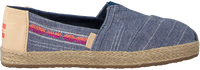 Blue TOMS Slip-on shoes ALPARGATA  - medium