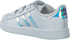 White ADIDAS Sneakers SUPERSTAR KIDS - small