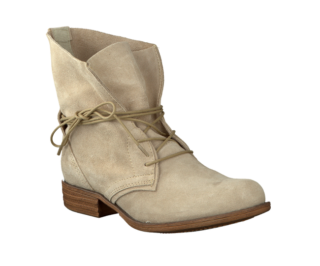 Beige OMODA Ankle boots JESSY 11 - large