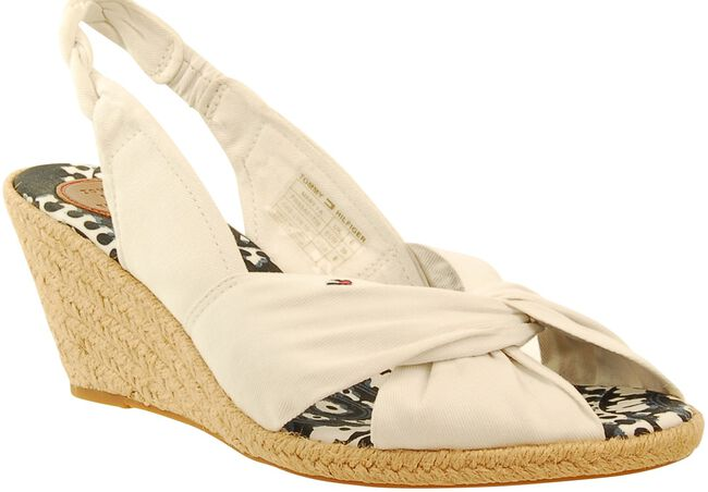 White TOMMY HILFIGER Espadrilles MARY 1A - large