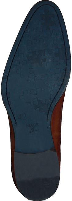 Brown MAZZELTOV Lace-ups 4054  - large