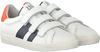 White HIP Sneakers H1733 - small