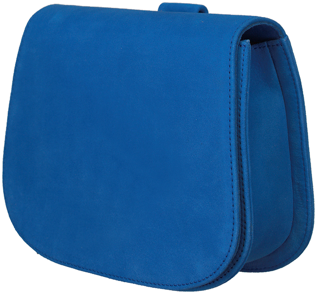 Blue UNISA Clutch ZBOREA - large