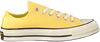 Yellow CONVERSE Sneakers CHUCK 70 OX  - small