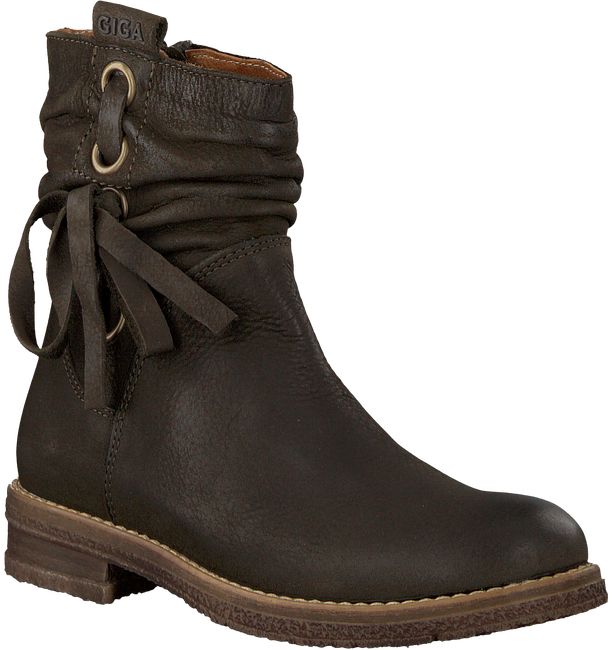 Green GIGA High boots 9561 - large