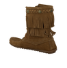 Brown MINNETONKA Booties 623 - small