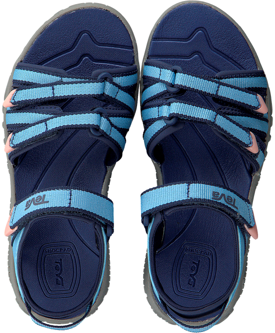 Blue TEVA Sandals 1019395 TIRRA  - large