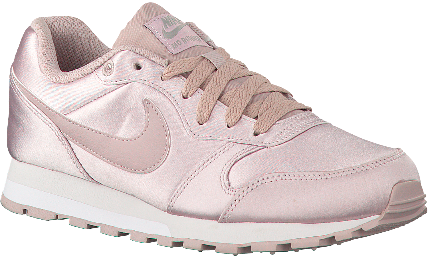 Pink NIKE Sneakers MD RUNNER 2 WMNS - Omoda.com