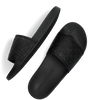 Black CALVIN KLEIN Slides SLIDE EMBOSSED PES-PU-CO CK ME  - small