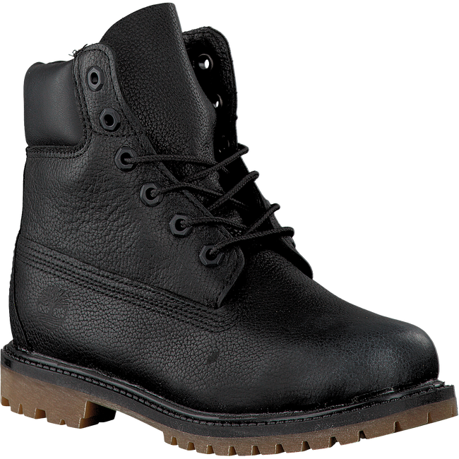 Black TIMBERLAND Ankle boots 6IN PREMIUM FTB - large