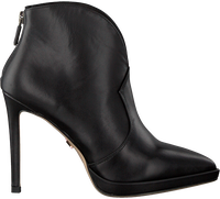 Black LOLA CRUZ Booties 284T14BK  - medium