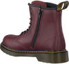 Red DR MARTENS Lace-up boots DELANEY/BROOKLY - small