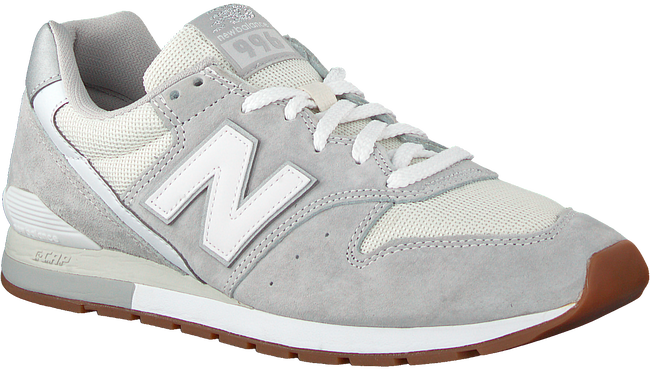 Grey NEW BALANCE Low sneakers CM996  - large