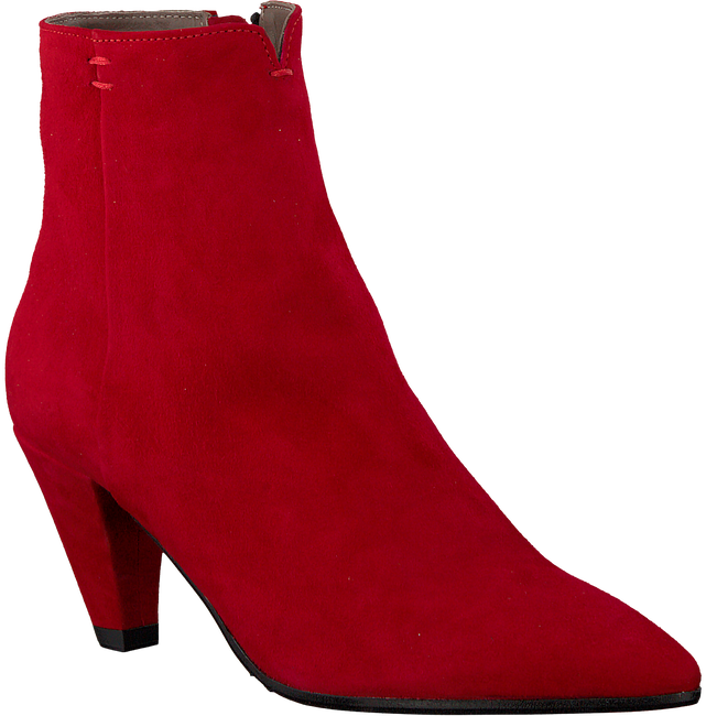 Red MARIPE Booties 27372 - large