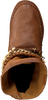 Cognac KARMA OF CHARME Booties STRA2 QUEEN - small