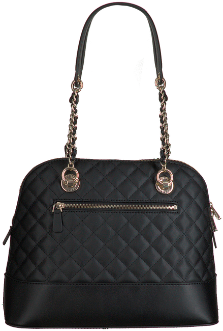 Black GUESS Shoulder bag ILLY DOME SATCHEL  - large