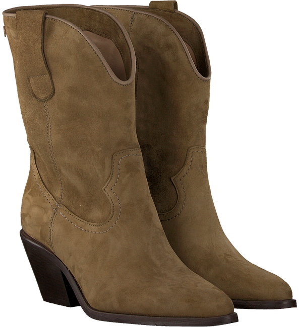 Taupe NOTRE-V Booties AH68  - large