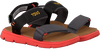 Black TOMS Sandals RAY  - small