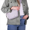 Grey HERSCHEL Belt bag FOURTEEN  - small