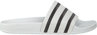 White ADIDAS Slides ADILETTE KIDS  - medium