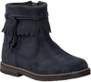 Blue LITTLE DAVID High boots FLAM 1 - small