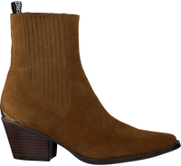Brown LOLA CRUZ Cowboy boots 294T30BK-D-I19  - medium