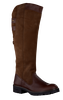 Brown DUBARRY High boots CLARE - small