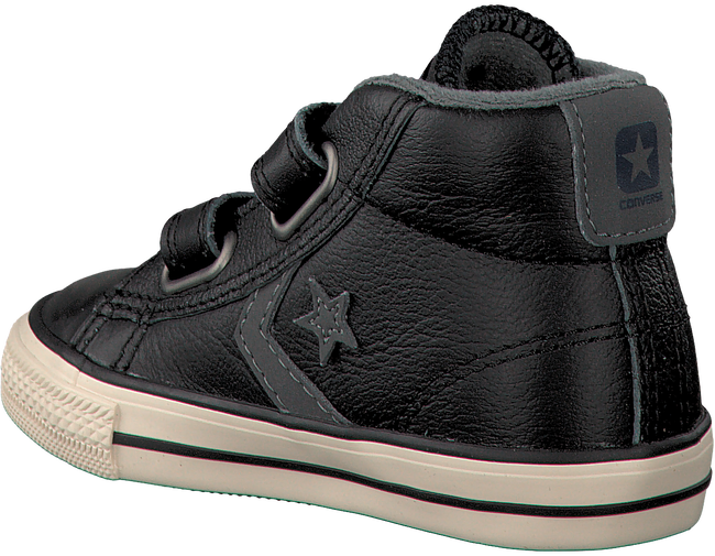 Black CONVERSE Sneakers STAR PLAYER EV 3V OX KIDS - large