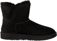 Black UGG Booties CLASSIC CUFF MINI - medium