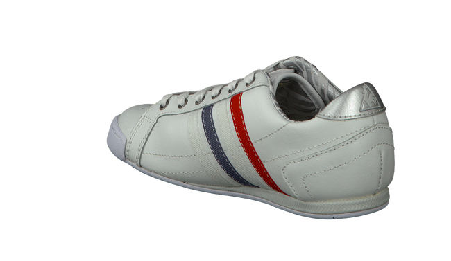 White LE COQ SPORTIF Sneakers ELISA LOW JR - large
