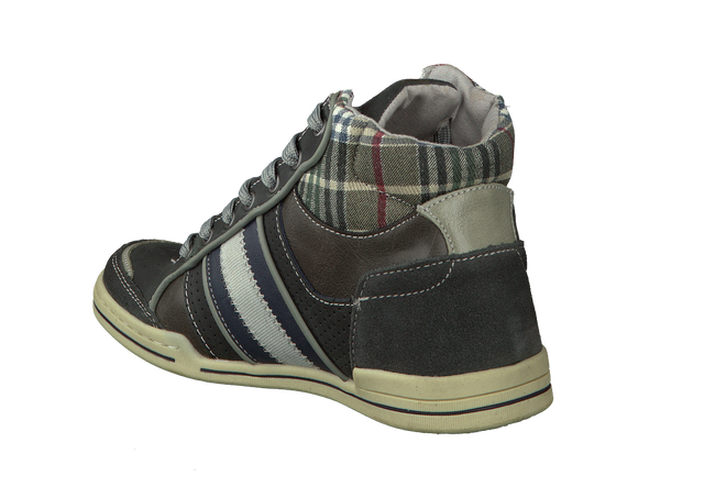 Grey BULLBOXER Ankle boots X346 - large