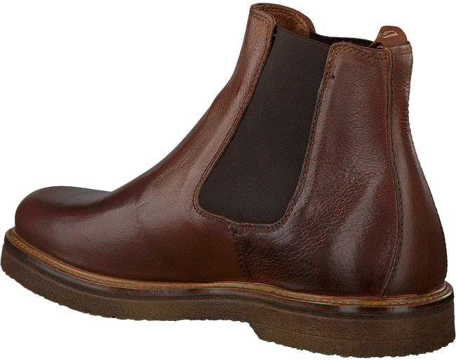 Brown BRAEND Chelsea boots 24627 - large
