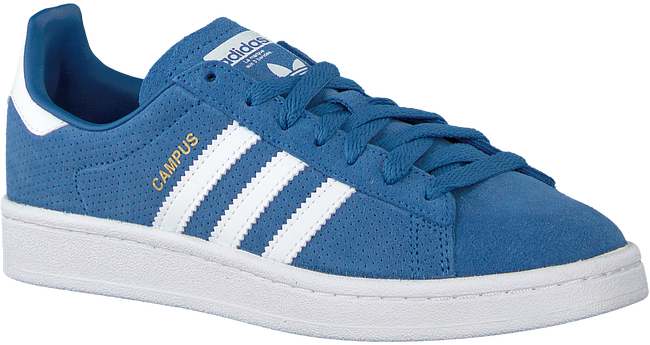 Blue ADIDAS Sneakers CAMPUS J - large
