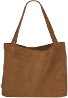 Brown STUDIO NOOS Shopper RIB MOM-BAG  - medium
