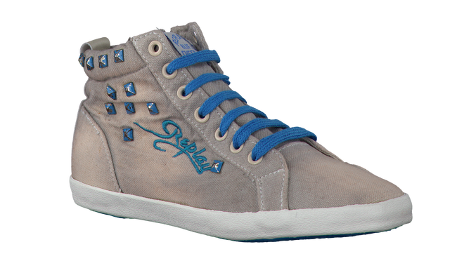 Grey REPLAY Sneakers SOUTHFIELDS - large