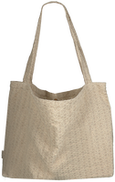 Beige STUDIO NOOS Shopper FLOWER FIELD BAG  - medium