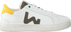 White WOMSH Low sneakers SNIK  - small