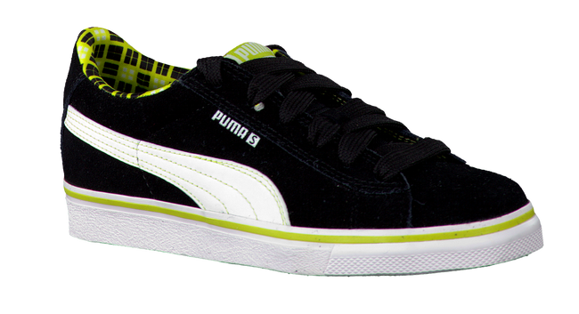 Black PUMA Sneakers 354379 - large