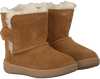 Cognac UGG Baby shoes KEELAN - small