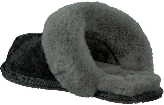 Black UGG Slippers SCUFFETTE II - large