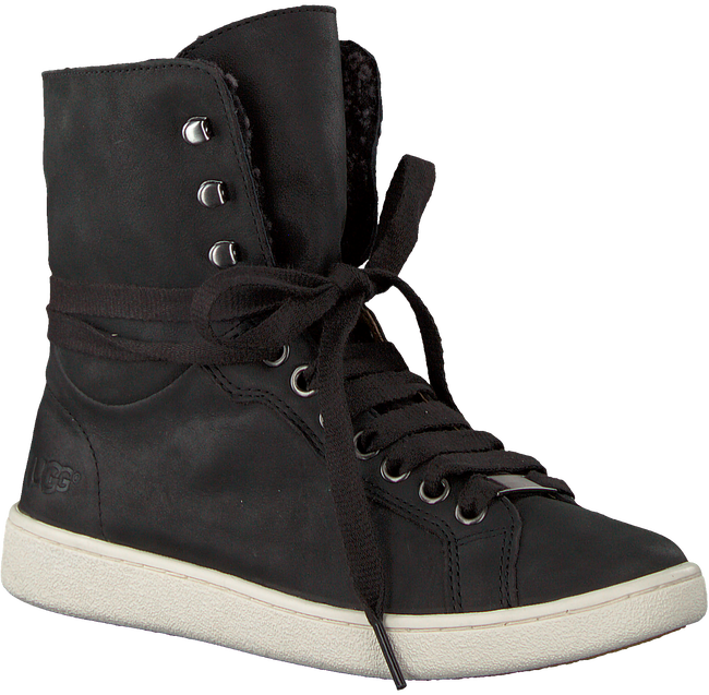 Black UGG Classic ankle boots STARLYN - large