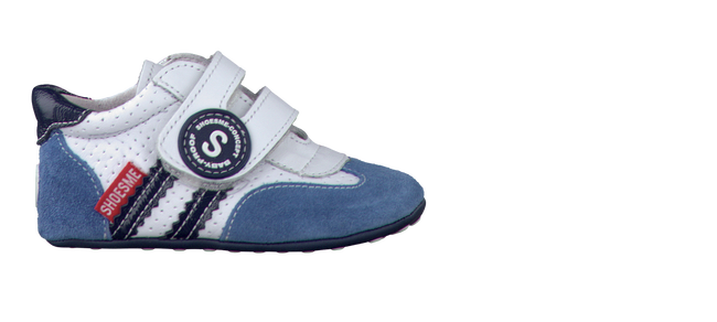 Blue SHOESME Baby shoes BP751329 - large