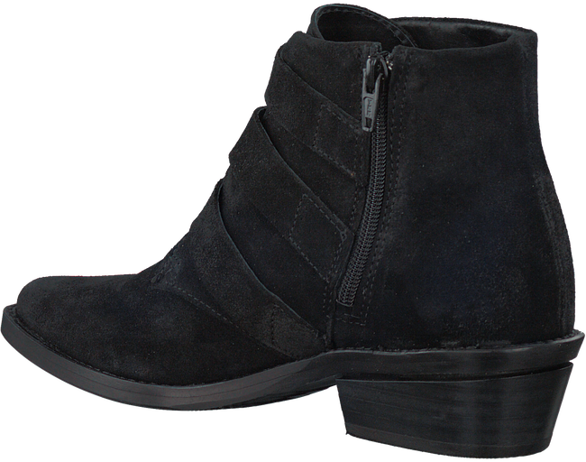 Black BRONX Booties 46856 - large