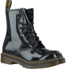 Black DR MARTENS Lace-up boots 1460.PATENT - small