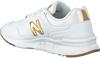 White NEW BALANCE Low sneakers CW997  - small